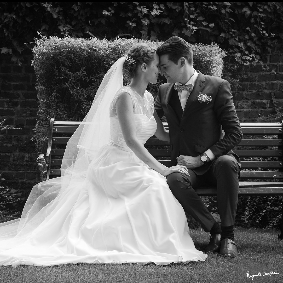Mariage par Raynald Delfolie