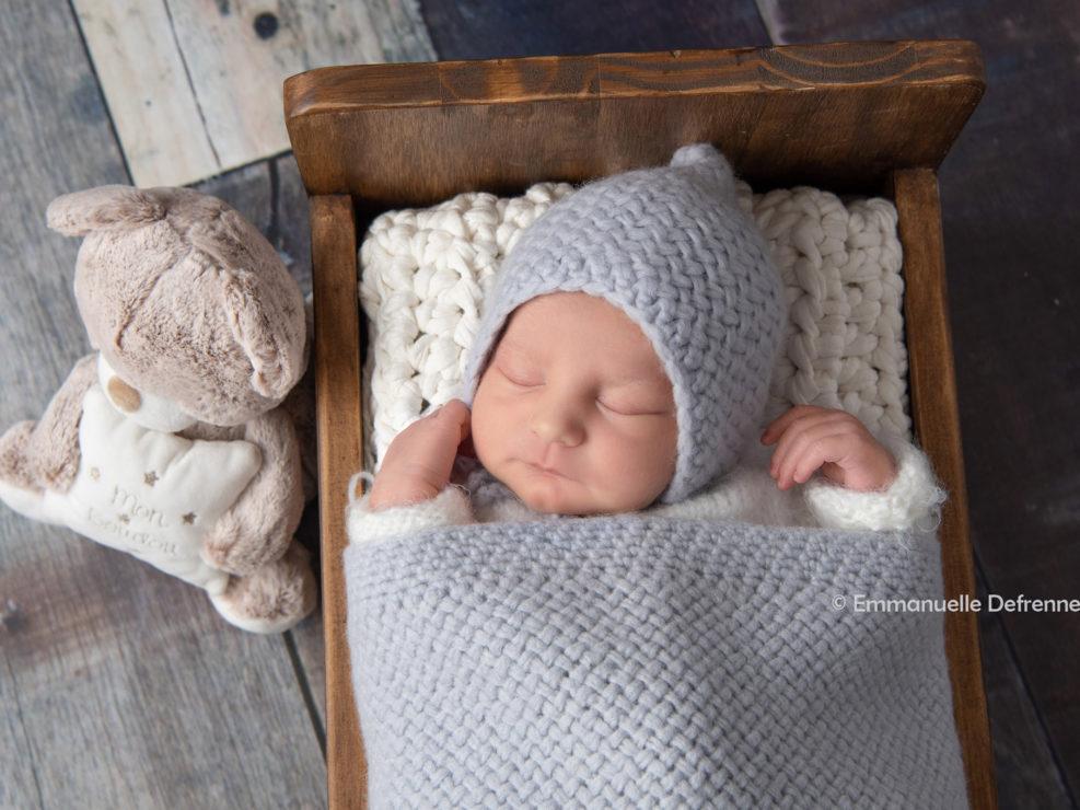 Bébé par Emmanuelle Deltenre