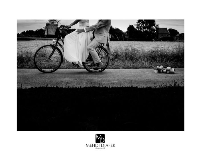 Mariage par Mehdi Djafer