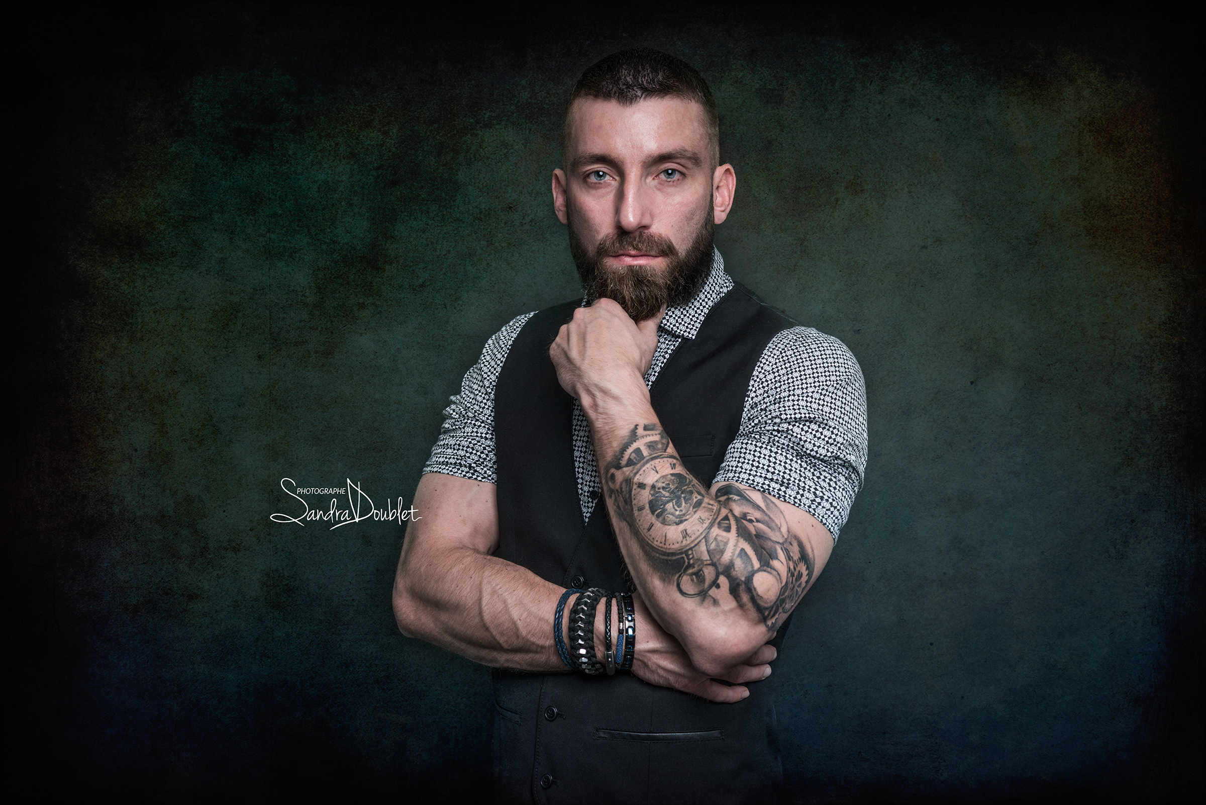 Portrait Adultes par Adonis Studio Photo