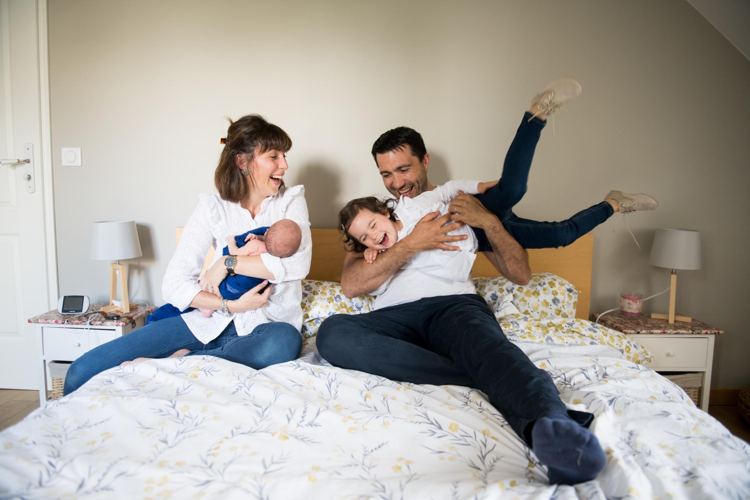 Famille par Cédric Derbaise